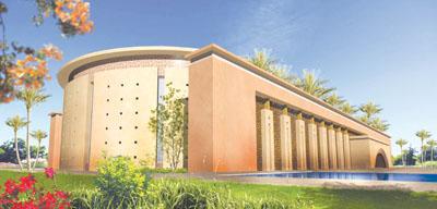 Musée de la civilisation de l'eau au Maroc