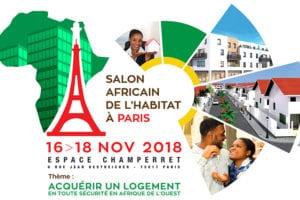 PUB : SALON AFRICAIN DE L'HABITTAT