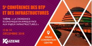 5ème Conférence du BTP et Infrastructures