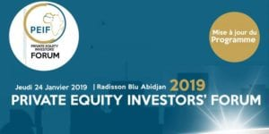 PRIVATE EQUITY INVESTOR'S FORUM